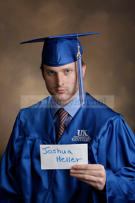 Heller, Joshua photographed during the Feb/Mar, 2013, Grad Salute in Lexington, Ky.