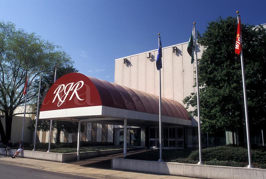 R.J. Reynolds, Winston-Salem, NC, North Carolina, R.J. Reynolds Tobacco Company in Winston-Salem.