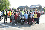 at the Start of the Run of the Country Motorcycle Run at St.Itas School...Photo NEWSFILE/Jenny Matthews.(Photo credit should read Jenny Matthews/NEWSFILE)....This Picture has been sent you under the condtions enclosed by:.Newsfile Ltd..The Studio,.Millmount Abbey,.Drogheda,.Co Meath..Ireland..Tel: +353(0)41-9871240.Fax: +353(0)41-9871260.GSM: +353(0)86-2500958.email: pictures@newsfile.ie.www.newsfile.ie.FTP: 193.120.102.198.