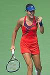 Ana Ivanovic (SRB) Defeats Christina McHale (USA) 4-6, 7-5, 6-4