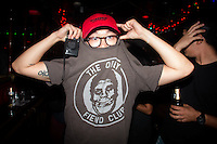 Glenjamn Attends Mfg & Obey Giant Present Dance Right 10 Year Reunion on July 21, 2016 (Photo by Flavio Gonzalez/Guest Of A Guest)