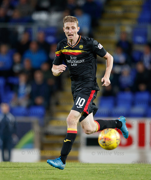 Chris Erskine, Partick Thistle