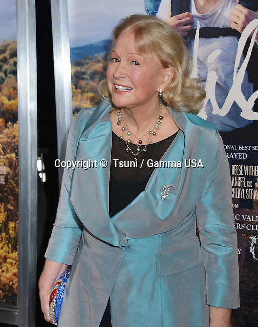Diane Ladd 137 at the Wild Premiere at the Academy Of Motion Pictures Theatre on Nov. 19, 2014 in Los Angeles.