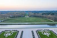 France, Loire-et-Cher (41), Chambord, château de Chambord,