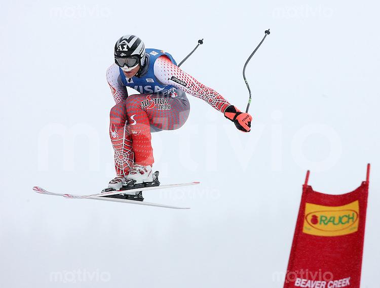 Ski Alpin; Saison 2006/2007   Training Herren Michael Walchhofer (AUT)