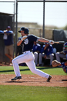 Auston Bousfield - San Diego Padres 2016 spring training (Bill Mitchell)