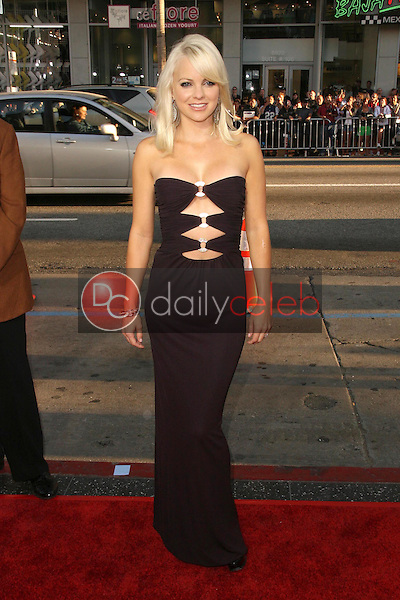 Anna Faris<br />at the Los Angeles Premiere of 'Observe and Report'. Grauman's Chinese Theatre, Hollywood, CA. 04-06-09<br />Dave Edwards/DailyCeleb.com 818-249-4998