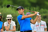 Daniel Im (USA) during the third round of the Shot Clock Masters played at Diamond Country Club, Atzenbrugg, Vienna, Austria. 09/06/2018<br /> Picture: Golffile | Phil Inglis<br /> <br /> All photo usage must carry mandatory copyright credit (&copy; Golffile | Phil Inglis)