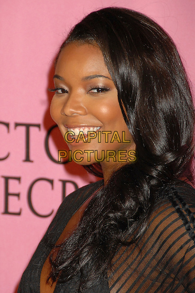 GABRIELLE UNION.2007 Victoria's Secret Fashion Show Arrivals held at the Kodak Theatre, Hollywood, California, USA,.15 November 2007..portrait headshot.CAP/ADM/BP.©Byron Purvis/AdMedia/Capital Pictures.