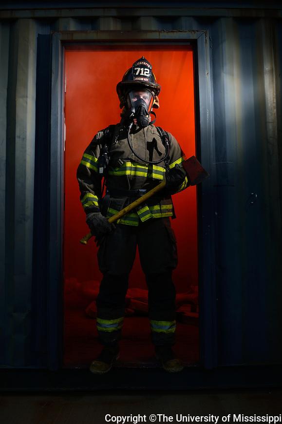 Jeremy Roy.  Photo by Kevin Bain/Ole Miss Communications