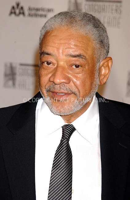 WWW.ACEPIXS.COM . . . . . ....NEW YORK, JUNE 9, 2005....Bill Withers at the 36th Annual Songwriter's Hall of Fame held at the Marriott Marquis Hotel.....Please byline: KRISTIN CALLAHAN - ACE PICTURES.. . . . . . ..Ace Pictures, Inc:  ..Craig Ashby (212) 243-8787..e-mail: picturedesk@acepixs.com..web: http://www.acepixs.com