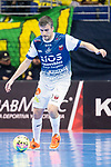 R. Renov. Zaragoza Carlos Retamar during Futsal Spanish Cup 2018 at Wizink Center in Madrid , Spain. March 16, 2018. (ALTERPHOTOS/Borja B.Hojas)