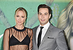 HOLLYWOOD, CA - JUNE 26: Anna Camp (L) and Skylar Astin attend the Los Angeles premiere of the HBO limited series 'Sharp Objects' at ArcLight Cinemas Cinerama Dome on June 26, 2018 in Hollywood, California.