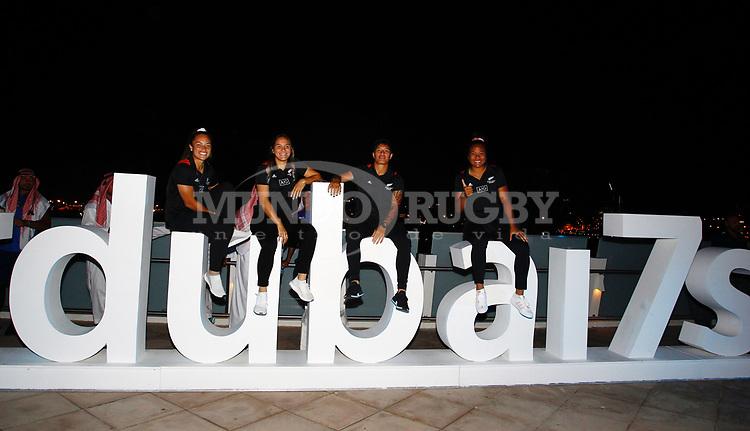 New Zealand Sevens The Sevens for HSBC World Rugby Sevens Series 2018, Dubai - UAE - Photos Martin Seras Lima