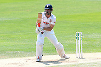 Alastair Cook in batting action for Essex during Essex CCC vs Warwickshire CCC, Specsavers County Championship Division 1 Cricket at The Cloudfm County Ground on 19th June 2017