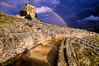 Teatro Greco (Greek Theater), Parco Archeologico, Siracusa, Sicily, Italy