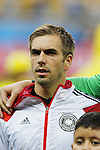 Philipp Lahm (GER), JULY 8, 2014 - Football / Soccer : FIFA World Cup Brazil 2014 Semi Final match between Brazil and Germany at the Estadio Mineirao in Belo Horizonte, Brazil. (Photo by AFLO) [3604]