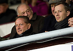 Hearts v St Johnstone...29.01.11  .Hearts owner Vladimir Romanov.Picture by Graeme Hart..Copyright Perthshire Picture Agency.Tel: 01738 623350  Mobile: 07990 594431