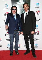 12 November 2017 - Hollywood, California - Tommy Wiseau, Greg Sestero. &quot;The Disaster Artist&quot; AFI FEST 2017 Screening held at TCL Chinese Theatre. <br /> CAP/ADM/FS<br /> &copy;FS/ADM/Capital Pictures