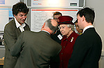 Pix: Shaun Flannery/shaunflanneryphotography.com...COPYRIGHT PICTURE>>SHAUN FLANNERY>01302-570814>>07778315553>>..24th May 2007...........Her Majesty Queen Elizabeth 11 visits the Media Centre in Huddersfield