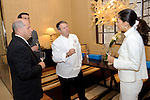 at the Casa Dragones tequila tasting and press meeting inside the Bellagio Resort, Las Vegas. NV, October 17, 2010 © Al Powers, PowersImagery.com