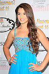 LOS ANGELES - APR 27: Paris Berelc at Ryan Newman's Glitz and Glam Sweet 16 birthday party at the Emerson Theater on April 27, 2014 in Los Angeles, California