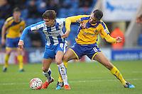 Colchester United vs Altrincham 06-12-15