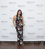 Dawn McCoy attends the Gia Coppola & Peroni Grazie Cinema Series Cocktail Reception at Skybar at the Mondrian on July 28, 2015 (Photo by Inae Bloom/Guest of a Guest)