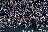 1st March 2020; Tottenham Hotspur Stadium, London, England; English Premier League Football, Tottenham Hotspur versus Wolverhampton Wanderers; Tottenham Hotspur Manager Jose Mourinho appeals for a decision