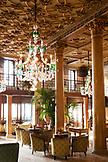 ITALY, Venice. The Lobby of Hotel Danieli.