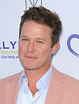Billy Bush arriving at the 16th Annual Design Care 2014 held at The Lot Studios Los Angeles, CA. July 19, 2014.