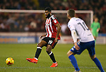 Ethan Ebanks-Landell of Sheffield Utd during the English League One match at the Bramall Lane Stadium, Sheffield. Picture date: November 22nd, 2016. Pic Simon Bellis/Sportimage