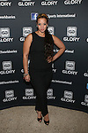 Orange is the New Black Actress Dascha Polanco Attends GLORY Sports International (GSI) Presents GLORY 12 Kick Boxing World Championship NEW YORK, LIVE on SPIKE TV, from the Theater at Madison Square Garden, NY