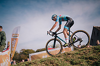 Dieter Vanthourenhout (BEL/Marlux-Bingoal)<br /> <br /> GP Mario De Clercq / Hotond cross 2018 (Ronse, BEL)