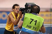 Gianmarco Tamberi (ITA) High Jump Men gestures<br /> Roma 06-06-2019 Stadio Olimpico, <br /> IAAF Diamond League Golden Gala<br /> Meeting Atletica Leggera <br /> Photo Cesare Purini / Insidefoto
