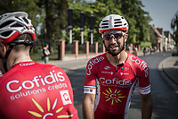 Nacer Bouhanni (FRA/Cofidis) after winning the GP Marcel Kint 2018 <br /> Kortrijk > Zwevegem 174.8km (BELGIUM)
