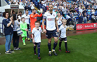 Bolton Wanderers' Darren Pratley at the start of todays match<br /> <br /> Photographer Rachel Holborn/CameraSport<br /> <br /> The EFL Sky Bet Championship - Bolton Wanderers v Nottingham Forest - Sunday 6th May 2018 - Macron Stadium - Bolton<br /> <br /> World Copyright &copy; 2018 CameraSport. All rights reserved. 43 Linden Ave. Countesthorpe. Leicester. England. LE8 5PG - Tel: +44 (0) 116 277 4147 - admin@camerasport.com - www.camerasport.com