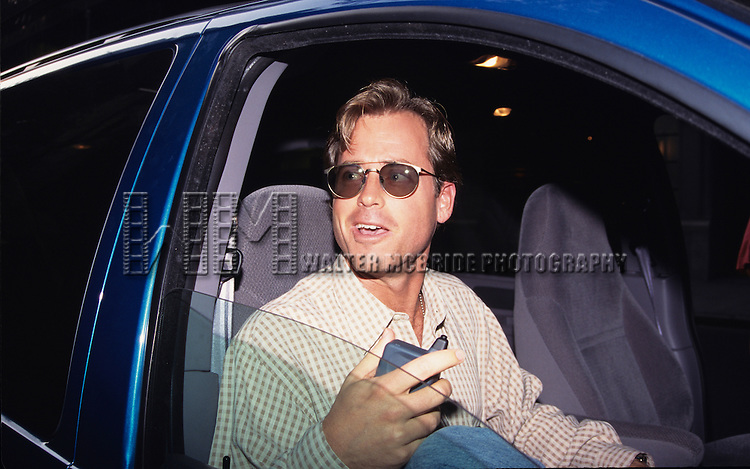 Greg Kinnear photographed in New York City on June 19th, 1995.