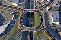 Kaisereichen: EUROPA, DEUTSCHLAND, NIEDERSACHSEN, STADE , (EUROPE, GERMANY), 26.12.2008:  A 26 , Stade-Sued, Kaisereichen,  Neubau, Spuren, Fahrbahn, Abfahrt, Kreisverkehr, Kreisel, rund, Neubau,  BAB , Kreuz,  Verkehrsweg, Strasse, Trasse,  Luftbild, Luftansicht, Air, Aufwind-Luftbilder..c o p y r i g h t : A U F W I N D - L U F T B I L D E R . de.G e r t r u d - B a e u m e r - S t i e g 1 0 2, .2 1 0 3 5 H a m b u r g , G e r m a n y.P h o n e + 4 9 (0) 1 7 1 - 6 8 6 6 0 6 9 .E m a i l H w e i 1 @ a o l . c o m.w w w . a u f w i n d - l u f t b i l d e r . d e.K o n t o : P o s t b a n k H a m b u r g .B l z : 2 0 0 1 0 0 2 0 .K o n t o : 5 8 3 6 5 7 2 0 9.C o p y r i g h t n u r f u e r j o u r n a l i s t i s c h Z w e c k e, keine P e r s o e n l i c h ke i t s r e c h t e v o r h a n d e n, V e r o e f f e n t l i c h u n g  n u r  m i t  H o n o r a r  n a c h M F M, N a m e n s n e n n u n g  u n d B e l e g e x e m p l a r !.