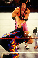 "Bret ""The Hitman"" Hart 1994<br /> Photo By John Barrett/PHOTOlink.net"