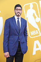 www.acepixs.com<br /> June 26, 2017  New York City<br /> <br /> Enes Kanter  attending the 2017 NBA Awards live on TNT on June 26, 2017 in New York City.<br /> <br /> Credit: Kristin Callahan/ACE Pictures<br /> <br /> <br /> Tel: 646 769 0430<br /> Email: info@acepixs.com