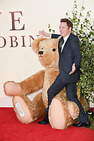 Brian Conley at the World Premiere of &quot;Goodbye Christopher Robin&quot; at the Odeon Leicester Square, London, UK. <br /> 20 September  2017<br /> Picture: Steve Vas/Featureflash/SilverHub 0208 004 5359 sales@silverhubmedia.com