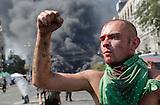 Versuchte Räumung des Maidan, 7. August 2014