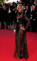 www.acepixs.com<br /> <br /> May 21 2017, Cannes<br /> <br /> Mary J.Blige arriving at the premiere of 'The Meyerowitz Stories' during the 70th annual Cannes Film Festival at Palais des Festivals on May 21, 2017 in Cannes, France<br /> <br /> By Line: Famous/ACE Pictures<br /> <br /> <br /> ACE Pictures Inc<br /> Tel: 6467670430<br /> Email: info@acepixs.com<br /> www.acepixs.com