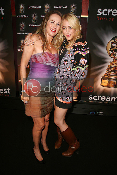 Jenise Blanc and Jennifer Blanc<br />