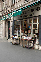 Albert Blanchard bookstore - specializing in Scientific and Technical books - in Paris.