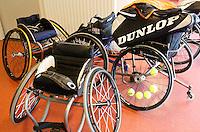 16-11-07, Netherlands, Amsterdam, Wheelchairtennis Masters 2007, prepared