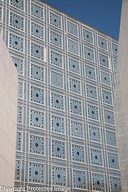 Arab Institute, Paris, France, Europe