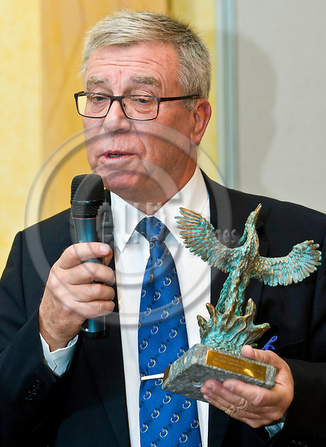 BRUSSELS - BELGIUM - 24 September 2014 -- 7th Confederation of European Waste-to-Energy Plants (CEWEP) Waste-to-Energy Congress 2014 - Local Energy from Local Waste - Affordable, Secure & Sustainable. -- Phoenix Award 2014 -- PHOTO: Juha ROININEN / EUP-IMAGES