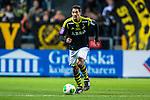 Solna 2013-09-30 Fotboll Allsvenskan AIK - &Ouml;sters IF :  <br /> AIK 10 Celso Borges i aktion <br /> (Foto: Kenta J&ouml;nsson) Nyckelord:  portr&auml;tt portrait